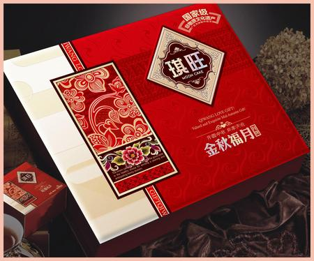 金秋福月外盒 深圳安琪月饼 安琪月饼 安琪月饼团购 安琪月饼厂家 安琪